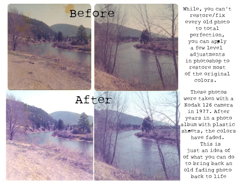 Basic color restoration before and after 01