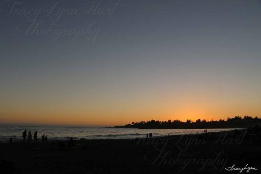 Brookings sunset