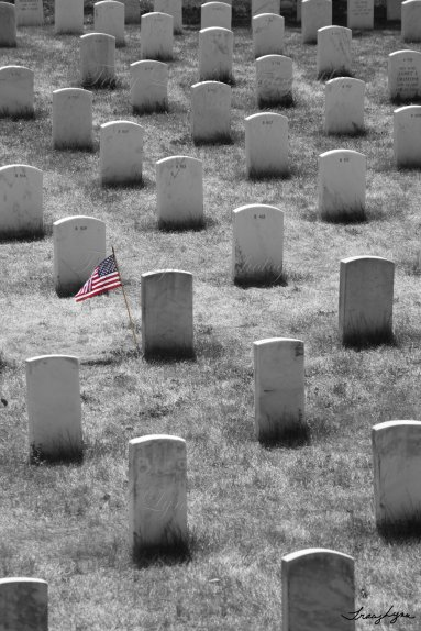 Custer Battlefield National Cemetary