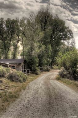 End of the Road Bannack Montana