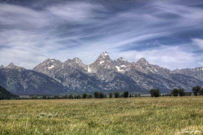 Grand Tetons Wyoming