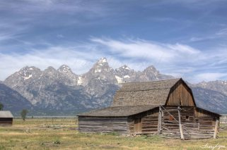 John Moulton Barn Wyoming