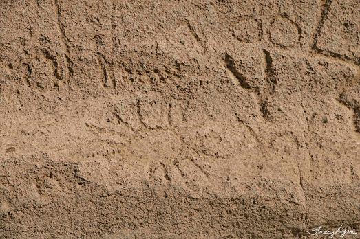 Petroglyphs Lava Beds