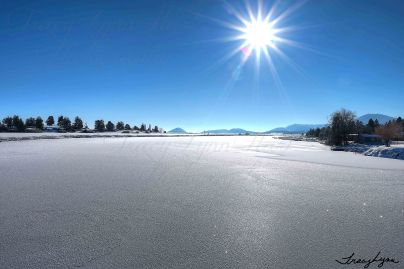 Snowy Klamath River