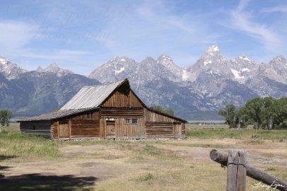 T.A Moulton Barn