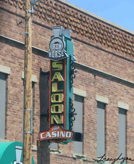 Iron Horse Saloon Montana