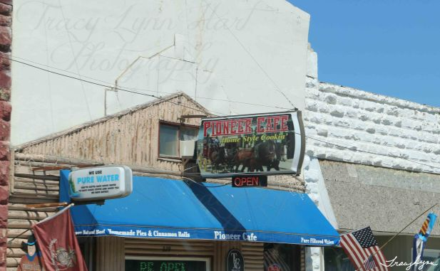 Pioneer Cafe Montana